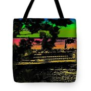 Soundside Treehouse View Tote Bag