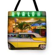 South Beach Classic Tote Bag