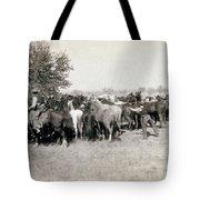 South Dakota: Cowboys Tote Bag