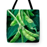 Soybeans Tote Bag