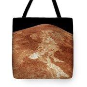 Space: Venus, 1991 Tote Bag