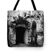 Spanish Fort Doorway Tote Bag