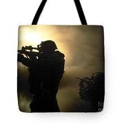 Special Operation Forces Combat Divers Tote Bag
