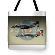 Spey Phantoms Tote Bag