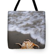 Spider Conch Shell Tote Bag