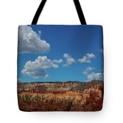 Spires Of Bryce Canyon Tote Bag