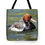 Splash Time Tote Bag