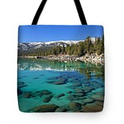 Spring Clarity Tote Bag