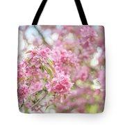 Spring Lightness Tote Bag