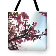 Spring Time Series Painting Tote Bag