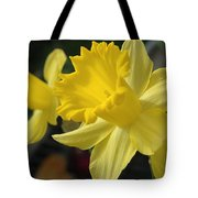 Spring Yellow Tote Bag