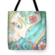 Sprite Of Kind Thoughts Tote Bag