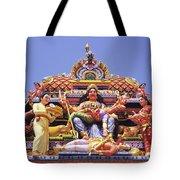 Sri Krishnan Temple Tote Bag