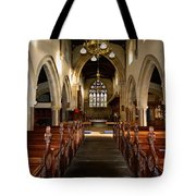 St Andrews Church, Aysgarth Tote Bag