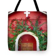 St. Anthony's Church Tote Bag