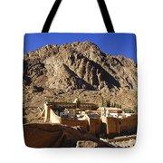 St. Catherine's Monastery Tote Bag