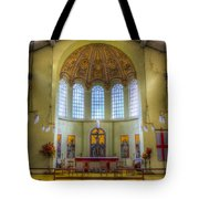 St George In The East Church London Tote Bag