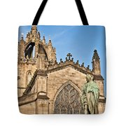 St Giles Cathedral  Edinburgh Tote Bag