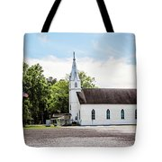 St. Margaret Catholic Church - Springfield Louisiana Tote Bag