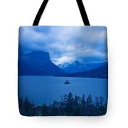 St. Mary Lake, Glacier National Park Tote Bag
