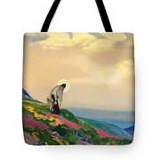 St. Panteleimon The Healer Tote Bag