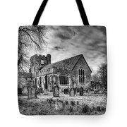 St Peter And St Paul Headcorn Tote Bag