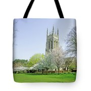 St Peter's Church - Stapenhill Tote Bag
