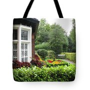 St. Stephen's Green Tote Bag