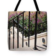 Stairs And Rails Tote Bag