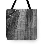 Stairway To No Were - Lime Stone Quarry Lithica In Minorca Tote Bag