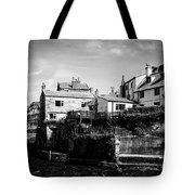 Staithes Village Tote Bag