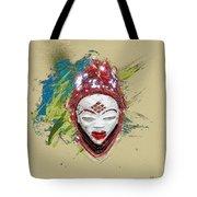 Star Spirits - Maiden Spirit Mukudji Tote Bag