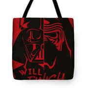 Star Wars - The Force Awakens Tote Bag