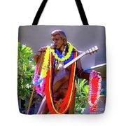 Statue Of, Elvis Presley - Honolulu, Hawaii  Tote Bag