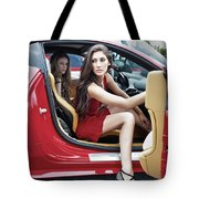 #stepping #out Tote Bag