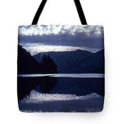 Still Mountain Lake 2  Tote Bag