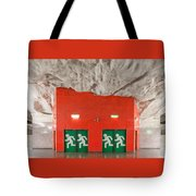 Stockholm Metro Art Collection - 005 Tote Bag