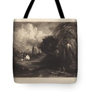 Stoke-by-neyland Tote Bag