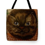 Stone Cats  Tote Bag