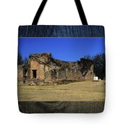 Stone Fort Tote Bag