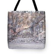 Stone Mine Tote Bag