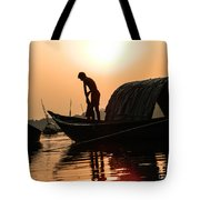 Story Of A Life Tote Bag