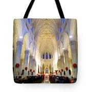 St.patricks Cathedral Restored Tote Bag