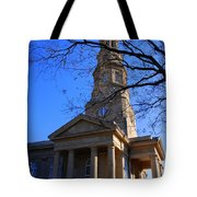 St.philips Episcopal Church In Charleston Sc Tote Bag