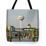 Strathmere New Jersey Tote Bag