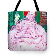 Strawberry Sherbet Tote Bag