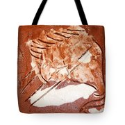 Stream - Tile Tote Bag