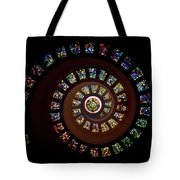 String Of Diamonds Tote Bag