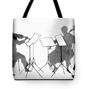 String Quartet, C1935 Tote Bag