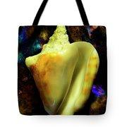 Strombus Inermis Seashell Tote Bag